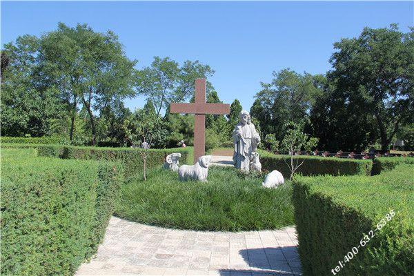 灵山宝塔陵园